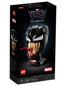 Lego Super Heroes Marvel Spider-Man Venom, 76187 product photo