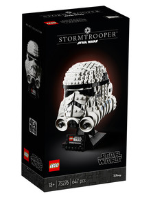 Lego Star Wars Stormtrooper Helmet, 75276 product photo