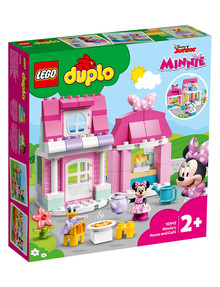 Lego Duplo Minnie's House And Cafe, 10942 product photo