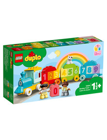 Lego Duplo Number Train Learn To Count, 10954 product photo