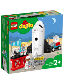 Lego Duplo Space Shuttle Mission, 10944 product photo