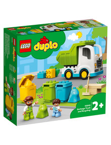 Lego Duplo Garbage Truck And Recycling, 10945 product photo