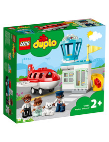 Lego Duplo Airplane & Airport, 10961 product photo