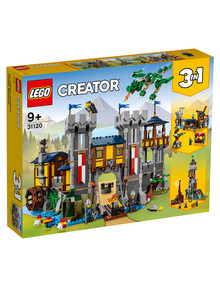 Lego Creator 3-In-1 Medieval Castle, 31120 product photo