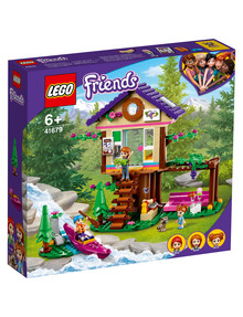 Lego Friends Forest House, 41679 product photo