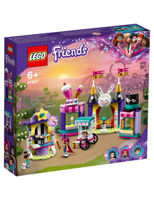 Lego Friends Magical Funfair Stalls, 41687 product photo