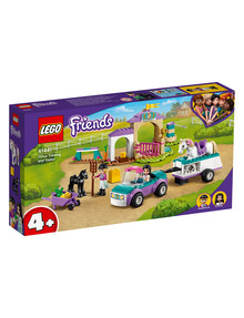 Lego Friends Horse Training And Trailer, 41441 product photo