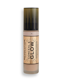 Makeup Revolution Conceal & Glow Foundation product photo