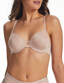 Underline Laser Full Coverage Bra, Woodrose, C-DD product photo