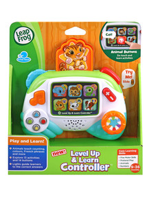 Leap Frog Level Up & Learn Controller product photo