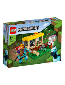 Lego Minecraft The Horse Stable, 21171 product photo