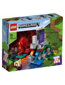 Lego Minecraft The Ruined Portal, 21172 product photo