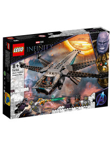 Lego Super Heroes Marvel Avengers Black Panther Dragon Flyer, 76186 product photo