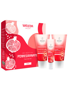 Weleda Pomegranate Firming Face Care Set product photo