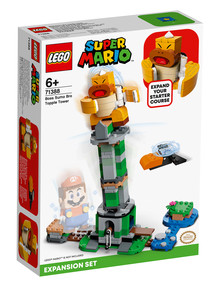 Lego Super Mario Boss Sumo Bro Topple Tower Expansion Set, 71388 product photo