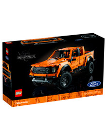 Lego Technic Ford F-150 Raptor, 42126 product photo