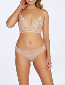 Me By Bendon Captivate Me Soft Cup Bra, Nude Intime product photo
