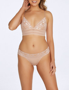 Me By Bendon Captivate Me Bikini Brief, Nude Intime product photo