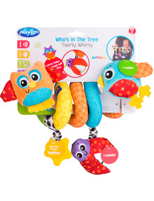 Playgro Whos in the Tree Twirly Whirly product photo