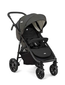 Joie Litetrax DLX 4WHL Stroller, S21, Coal product photo