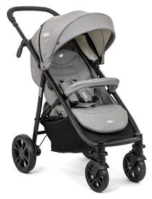Joie Litetrax DLX 4WHL Stroller, S21, Grey product photo