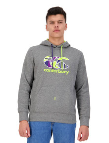 Canterbury Uglies Hooded Sweater, Light Grey product photo