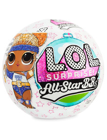 LOL Surprise All Star BB Dolls, Summer Sports Series, Assorted product photo
