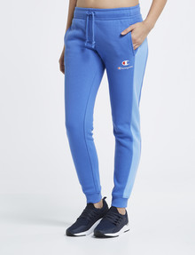 Champion Sport Style Panel Trackpant, Whale Beach product photo