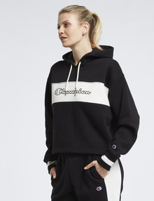 Champion Rochester City Hoodie, Black product photo