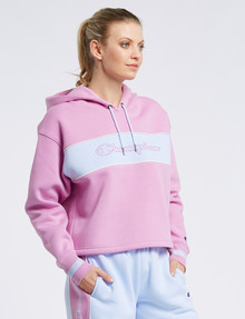 Champion Rochester City Hoodie, Paper Orchid product photo