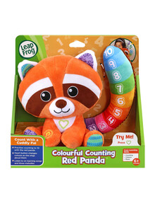 Leap Frog Colourful Counting Red Panda product photo