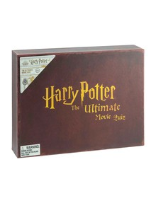 Games Harry Potter Ultimate Movie Quiz product photo