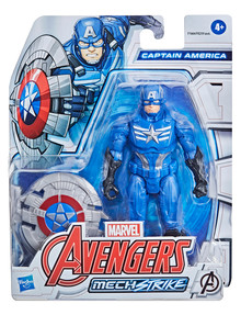 Avengers Mech Strike 6-Inch Scale Figure, Assorted product photo