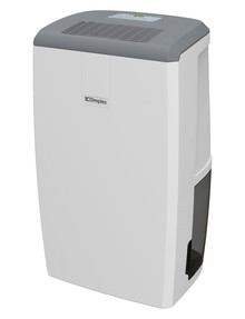 Dimplex 16L Dehumidifier with Antibacterial Tank & Activated Carbon Filters, GDDE-EVDRI16E product photo