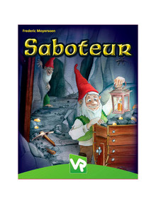 Games Saboteur Card Game product photo
