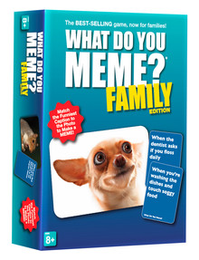Games What Do You Meme Family Edition product photo