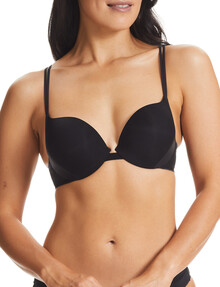Underline Dual Up Two Boost Bra, Jet, A-D product photo