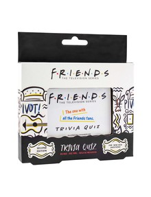 Games Friends Trivia Quiz, 2nd Edition product photo