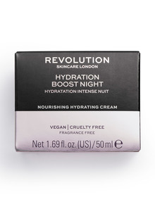 Makeup Revolution Hydration Boost Night, 50ml product photo