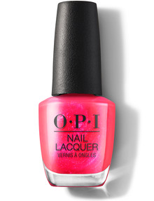 OPI Malibu Nail Lacquer - Strawberry Waves Forever product photo