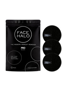 Face Halo Pro 3-Pack Makeup Remover product photo