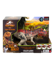 Jurassic World Roar Attack 'Fall' Figures, Assorted product photo