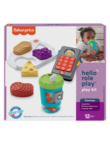 Fisher Price Hello Roleplay Play Kit, 12M+ product photo