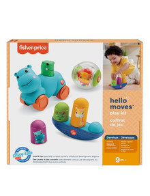 Fisher Price Hello Moves Play Kit, 9M+ product photo