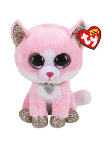 Ty Beanies Boo, Fiona Cat Pink product photo