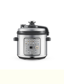 Breville The Fast Slow Go Pressure Cooker, BPR680BSS product photo