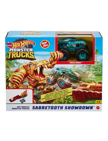 Hot Wheels Monster Trucks Story Playset, Assorted product photo