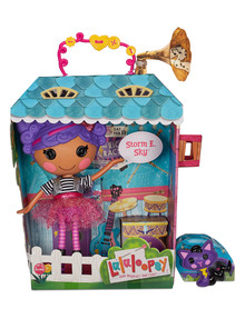 Lalaloopsy Storm E. Sky or Cloud E Sky Large Doll, Assorted product photo