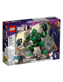 Lego Super Heroes Captain Carter & The Hydra Stomper, 76201 product photo