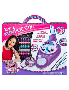 Cool Maker 2-In-1 Kumi Kreator, Assorted product photo